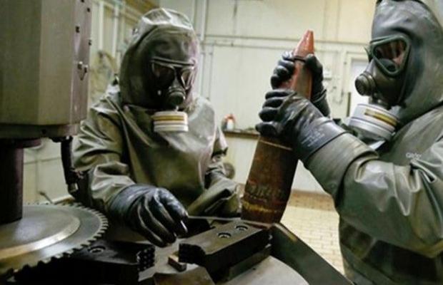 'DAEŞ kimyasal silah kullandı' iddiası