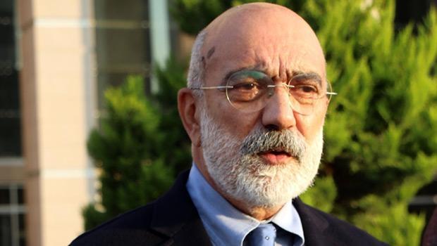 Ahmet Altan savcılığa teslim oldu