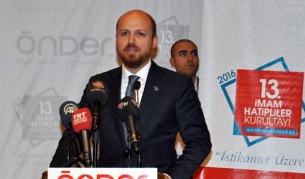 Bilal Erdoğan'dan cemaat açıklaması