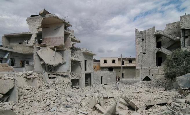 Halep saldırılarında bilanço ağırlaşıyor: 86 ölü