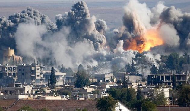 BM: Halep'te insani felaket yaşanıyor