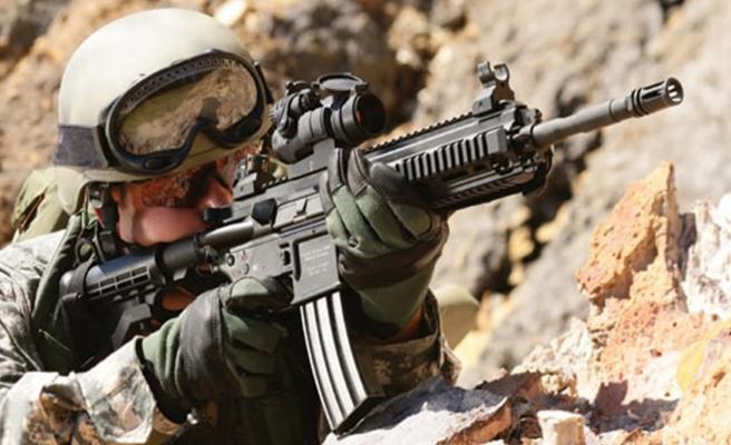 Fransız ordusuna Alman piyade tüfeği