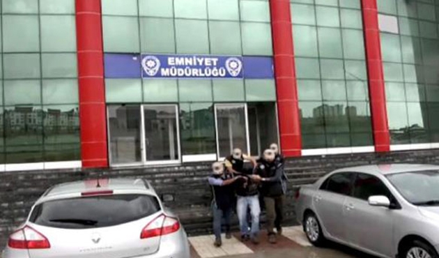 3 kız çocuğunu PKK'ya götürürken yakalandılar