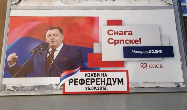 Bosna-Hersek'te 'yasadışı referandum' ve AB paradoksu