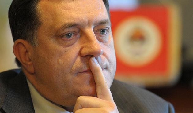 Sırp lider Dodik'ten kışkırtıcı ifadeler
