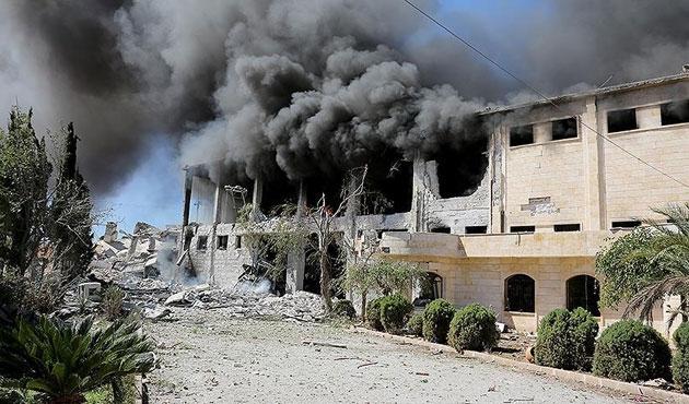 Halep için 'öfke günü' çağrısı