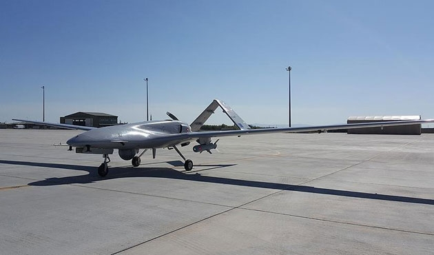 Yüksekova'da PKK'ya hava operasyonu