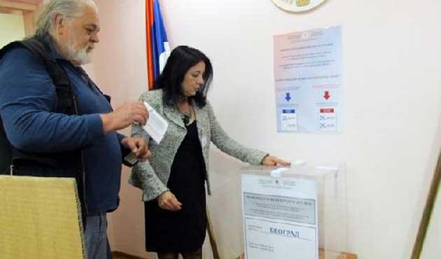 'Sırp Cumhuriyet Günü' referandumundan 'Evet' sonucu çıktı