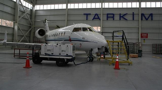 Tarkim Havacılık'ın hangarları mühürlendi