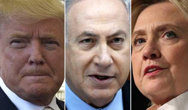 Trump'dan Netanyahu'ya 'Kudüs' sözü