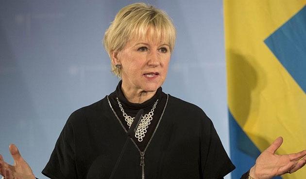 İsveç'ten Rusya ve Esad'a Halep çağrısı