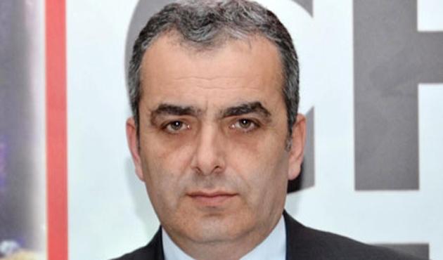 CHP İl Başkanı Esen istifa etti