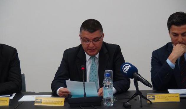 Cenevre'de 'Türkiye'de Demokrasi Darbeden Daha Güçlü' paneli