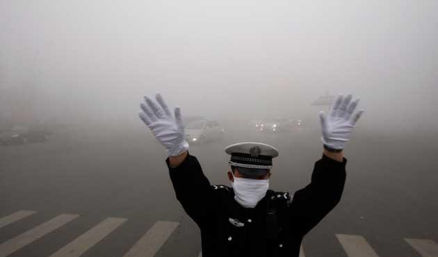 Çin'de hava kirliliğinden 1 milyon kişi öldü