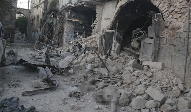 Arap Birliği'nden Halep çağrısı