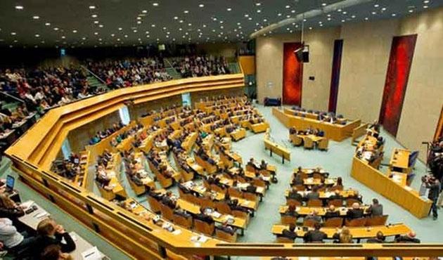 Hollanda meclisinden Türkiye karşıtı karar