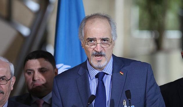 Suriyeli diplomatın BMGK'daki tavrına tepki