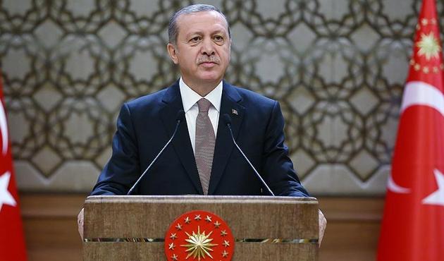 Erdoğan: Lozan'ı zafer diye yutturmaya çalıştılar