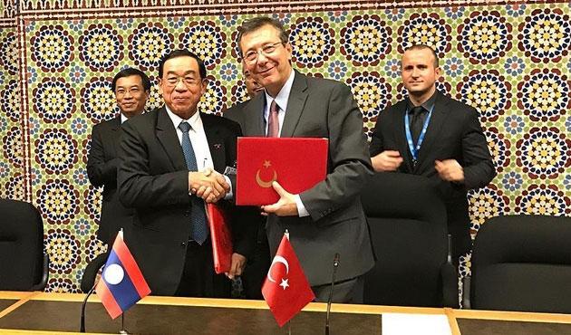Türkiye ile Laos arasında 'hava ulaştırma anlaşması'