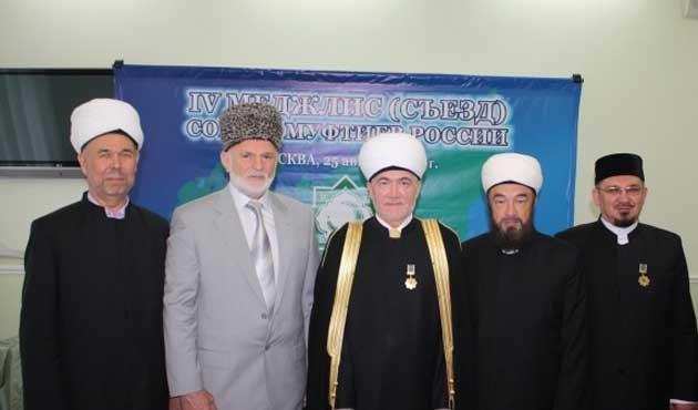 Rusya Müftüler Konseyinden Grozni fetvasına eleştiri