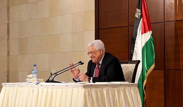 Abbas: Hedef 2017'de BM'ye tam üyelik
