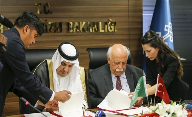 Türkiye-S. Arabistan arasında 'kültürel işbirliği' protokolü