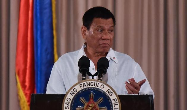 Duterte: ABD'yi dostumuz zannediyordum