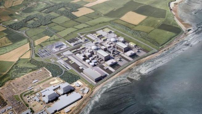 İngiltere üçüncü nükleer santralini kuruyor