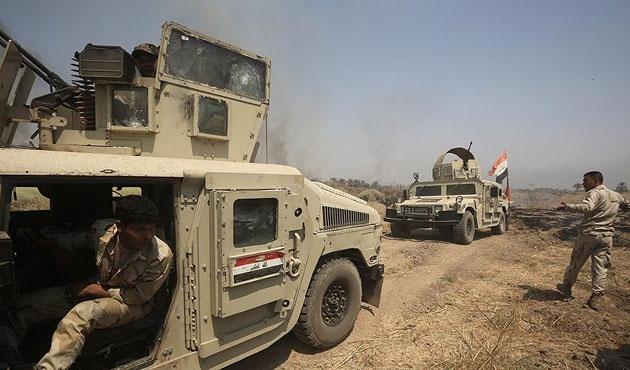Irak'ta 33 DAEŞ mensubu öldürüldü