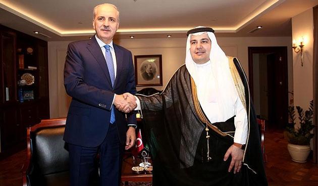 TRT ve Suudi Arabistan kanalı arasında işbirliği