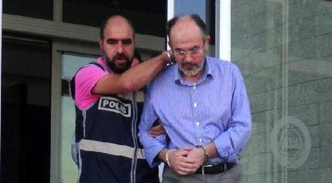 FETÖ'nün 'deniz kuvvetleri sorumlusu' tutuklandı