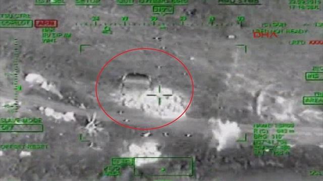 TSK bombalı aracı böyle imha etti   VİDEO