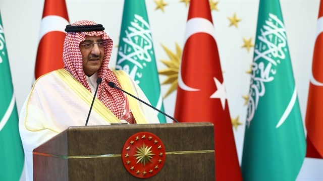 Suudi Arabistan Veliaht Prensi Türkiye'den ayrıldı