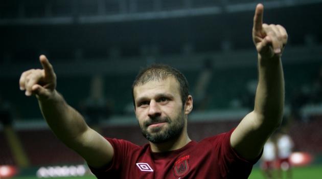 Rus ligindeki Türk futbolcudan Tataristan'a cami