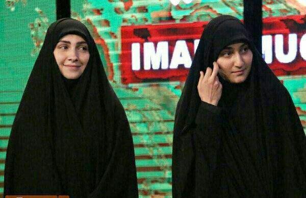 Kasım Süleymani'nin kızı film festivalinde