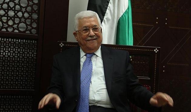 Abbas'tan 'İsrail'le barış' açıklaması