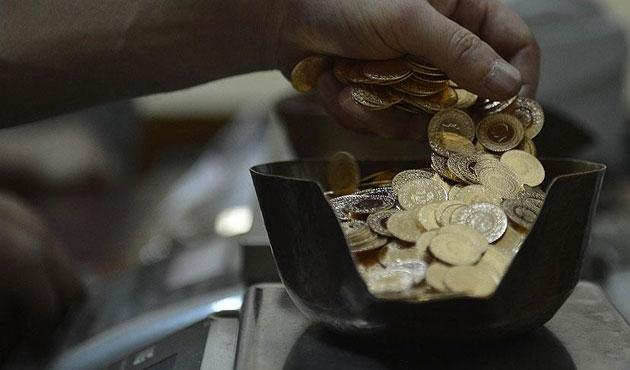 Altın üretiminde rekor düşüş