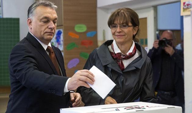 Macaristan sığınmacı kabulünü oyluyor