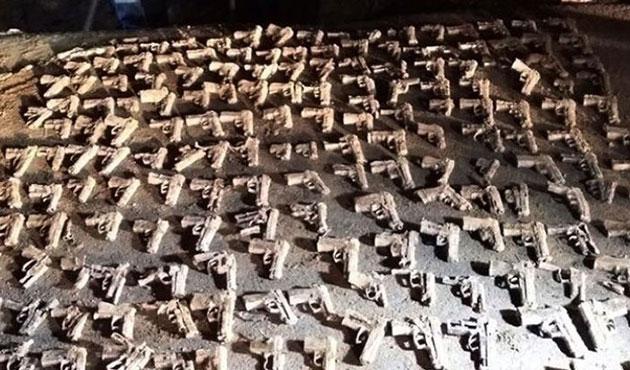 Üsküdar'daki silahlar imha amaçlı gömülmüş olabilir