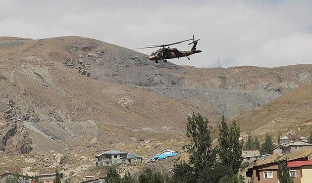Üç ilçede 17 PKK'lı öldürüldü