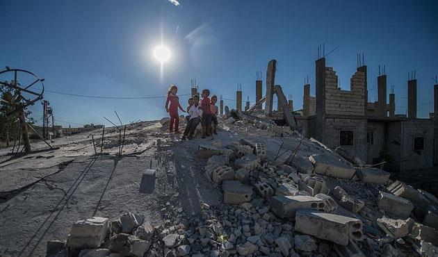 AB'den Halep'te çatışan taraflara çağrı