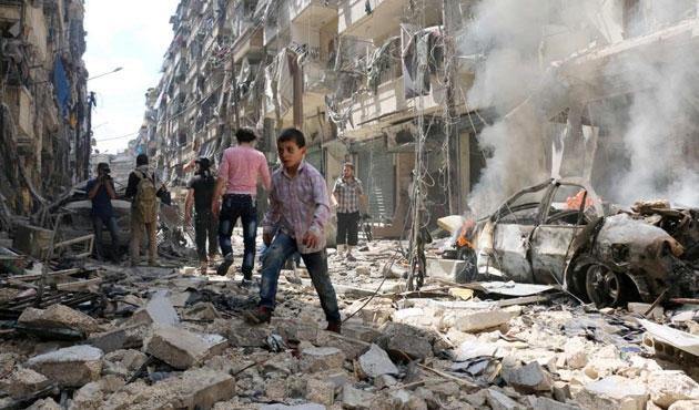 Fuller: Suriye'de en kötü barış savaştan daha iyi olur