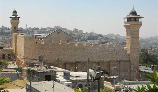 El Halil Camii Müslümanlara altı gün kapalı