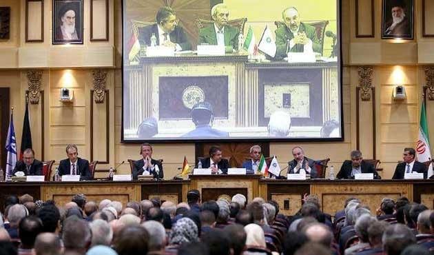 Almanya Ekonomi Bakanı Gabriel, İran'da