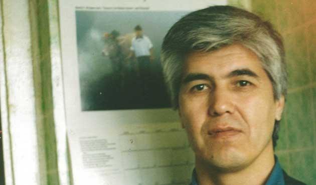 ABD'den hapisteki Özbek muhalife tebrik