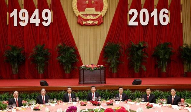 Çin Halk Cumhuriyeti 67 yaşında