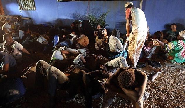Libya'da göçmen tekneleri battı; 30 ölü