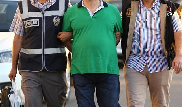 Gaziantep Üniversitesi'nde FETÖ'den 16 tutuklama