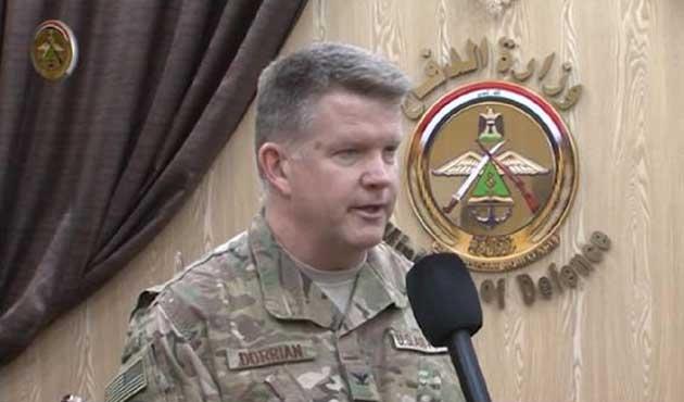 ABD'li komutan: Irak'taki Türk askeri illegal