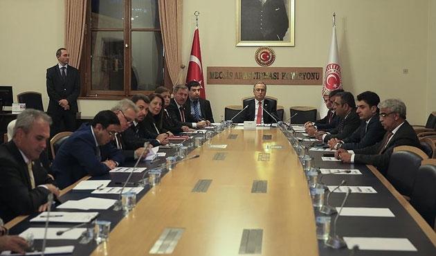 Darbe araştırma komisyonu ilk toplantısını yaptı